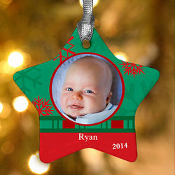 Picture Perfect Photo Ornament