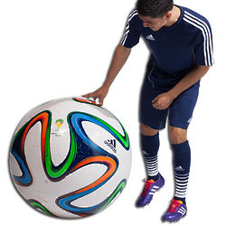 Adidas Brazuca 2014 World Cup Jumbo Ball
