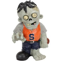 Syracuse Orange Zombie Garden Figurine