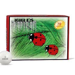Ladybug Golf Balls