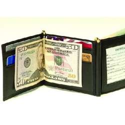 Double Money Clip for Men