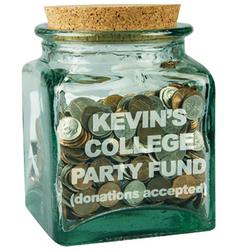 College Party Fund Jar