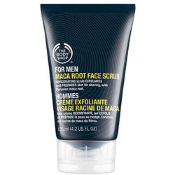 Men's Maca Root Face Scrub