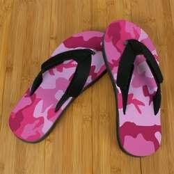 Pink Camo Pro Fit Sandal