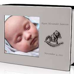 Personalized Baby Photo Album