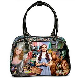 There's No Place Like Home Wizard of Oz Handbag