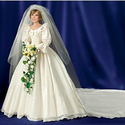 Princess Diana The People's Princess Bride Doll