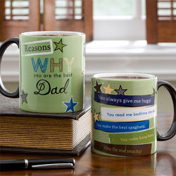 Reasons Why Personalized Black Handle Coffee Mug