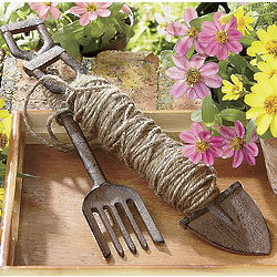 Garden Tool Planting Guide