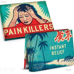 Pain Killers Tropical Pocket Box