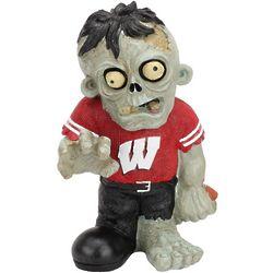 Wisconsin Badgers Zombie Garden Figurine