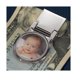 Photo Money Clip