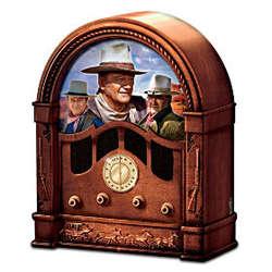 John Wayne AM/FM Radio