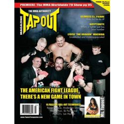 Tapout Magazine Subscription