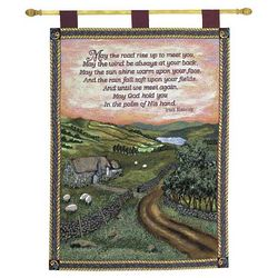 Blessing of Ireland Tapestry