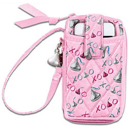 Hershey's Kisses Granddaughter Wristlet