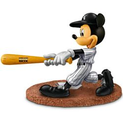 Disney MLB Chicago White Sox Home Run Hero Figurine