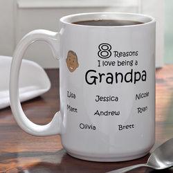 So Many Reasons Character Coffee Mug