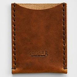Corter Leather Standard Card Sleeve