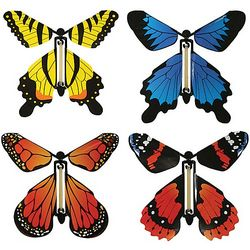 Wind-Up Butterfly Toys
