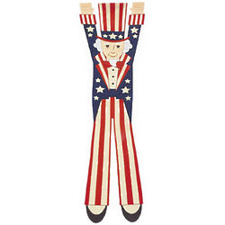 Uncle Sam Outdoor Flag
