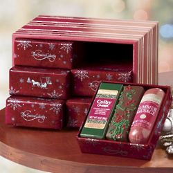 Cheese, Sausage & Torte Gift Samplers