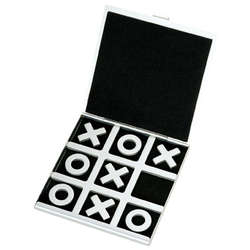 Contemporary Tic-Tac-Toe Game Board