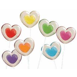 2-Tone Heart Twinkle Pops