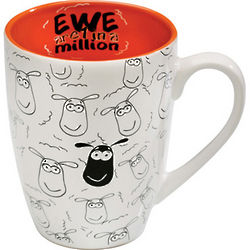 Ewe Are 1 in a Million Mug