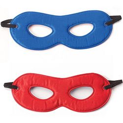 Red to Blue Reversible Hero Mask