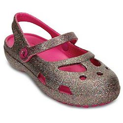 Baby Girl's Crocs Mary Jane Shoes