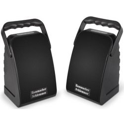 Rechargeable Long Range Wireless Stereo Speakers