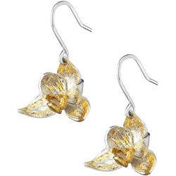 Blooming Orchid Earrings