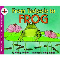 From Tadpole to Frog Book