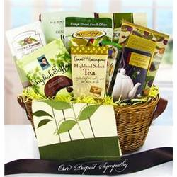 In Remembrance Sympathy Gift Basket