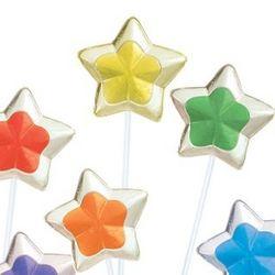 2 Tone Star Twinkle Pops