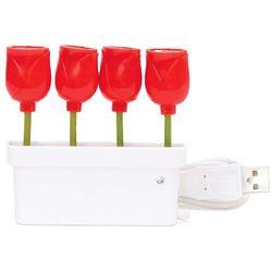 USB Hub Flower
