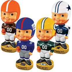 NFL Legacy Bobbin Heads