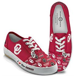 University of Oklahoma Sooners Women's Shoes