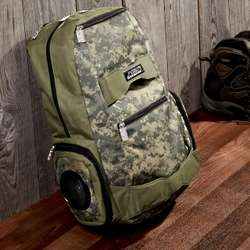 Flip Trick Camo Speaker Bag