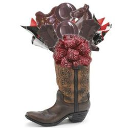 Western Cowboy Candy Bouquet