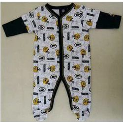 Green Bay Packers Newborn Sleeper
