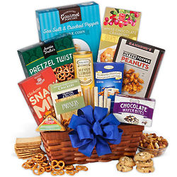 Great Gourmet Goodness Gift Basket