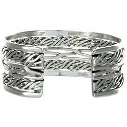 Handmade Over the Top Cuff Bracelet