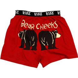 Bear Cheeks Comical Boxers
