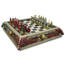 Mythical Kingdom Chess Set