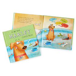 If My Dog Could Talk Personalized Children's Book
