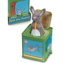 Jack The Rabbit-in-the-Box