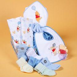 "Baby Boy ""Winnie the Pooh"" Gift Box Set"