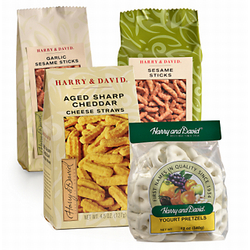 Create-Your-Own 4-pack Snacks & Pretzels Sampler